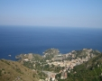 Taormina and Castelmola.