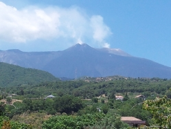 Mt Etna parimonio Unesco.