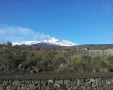 Hiking Mt.Etna - walk 2: snowy mt.etna.